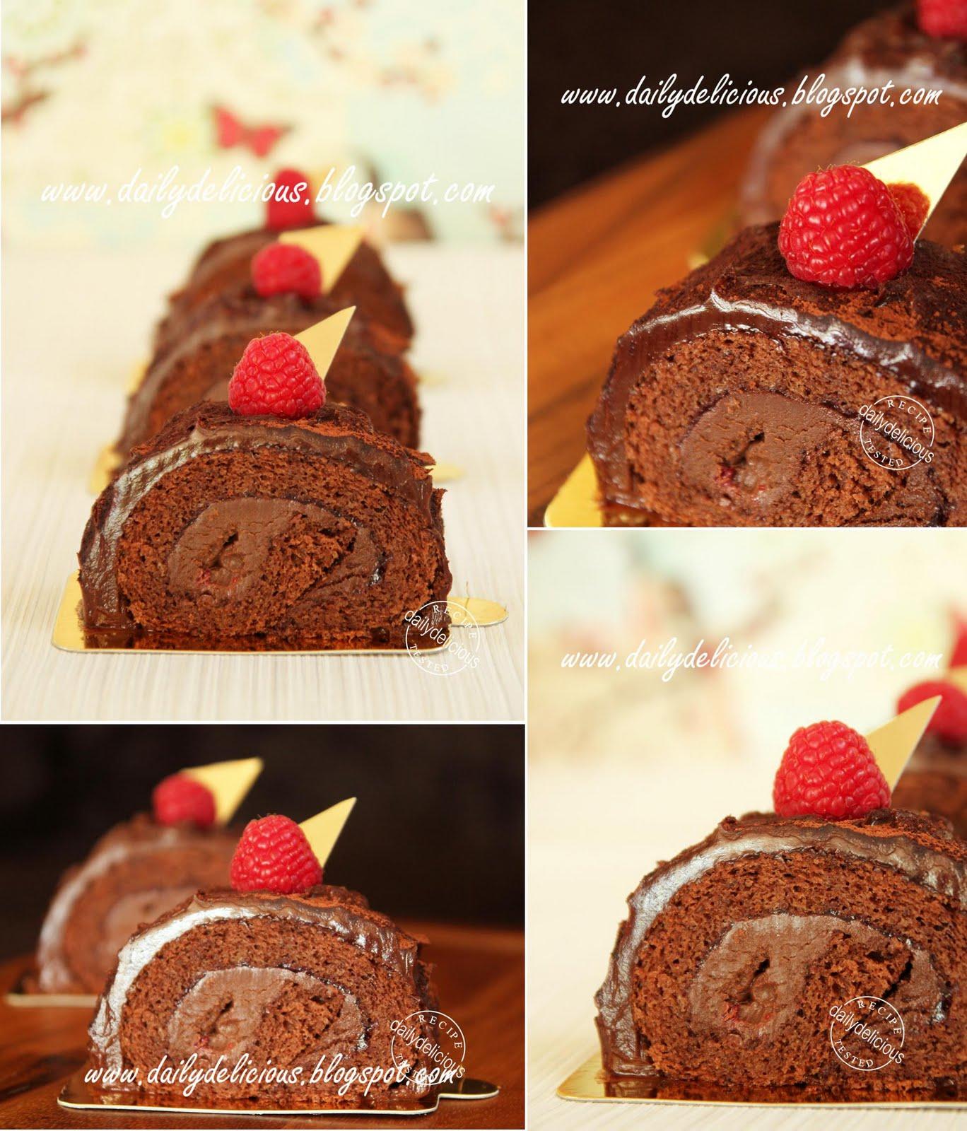 Valerie Chocolate Cake