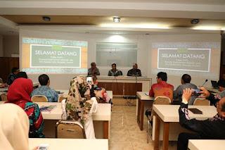 Pemko Banjarmasin Ikuti Award Seleksi Sanitasi