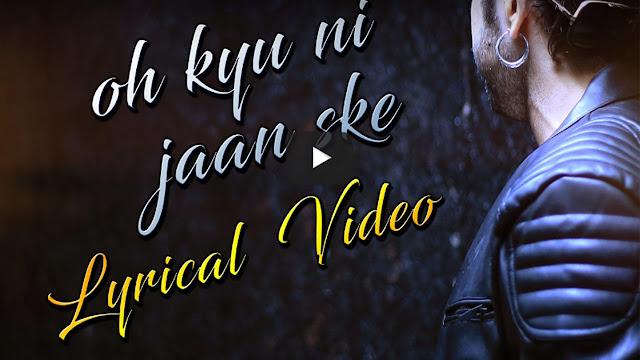 Oh Kyu Ni Jaan Ske Lyrics Ninja Feat. Goldboy