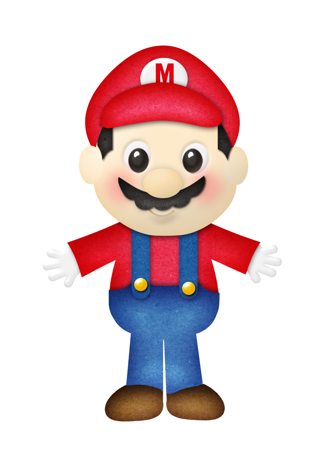 This is a picture of Fan Mario Brothers Images
