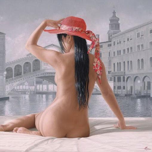 Pintores de Desnudos Artísticos