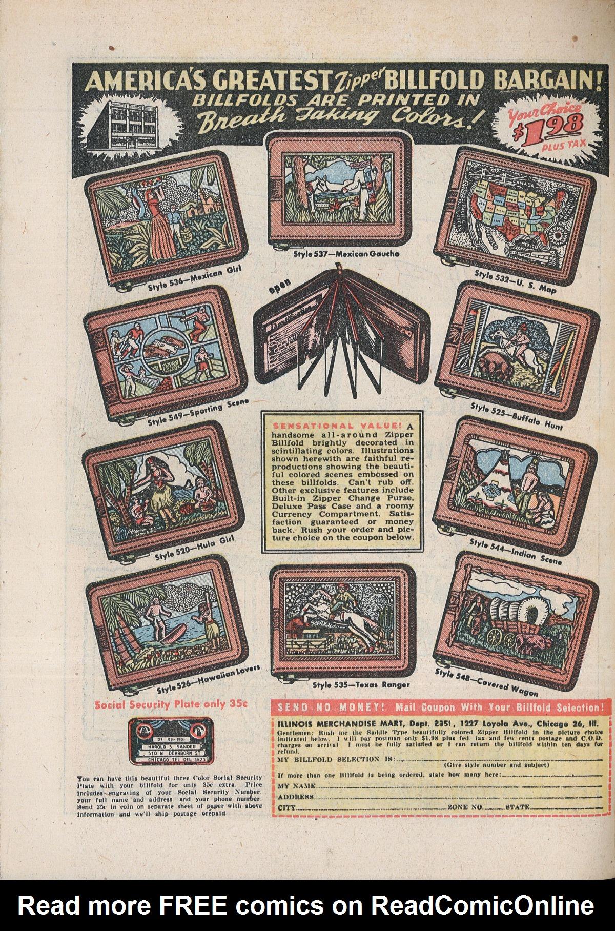 Read online World's Finest Comics comic -  Issue #33 - 74