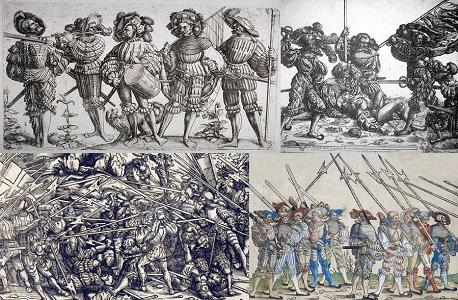Landsknecht Hakkında Kısa Bilgi