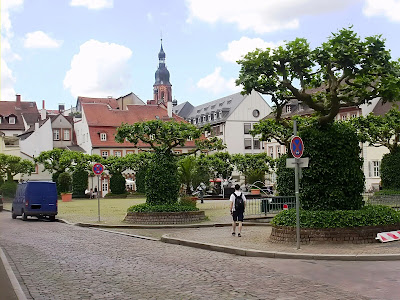 Heidelberg Karlsplatz