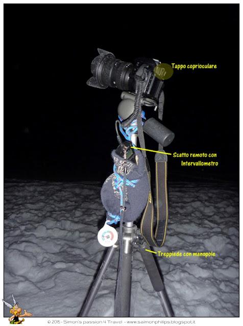 cavalletto-treppiede-aurora-boreale