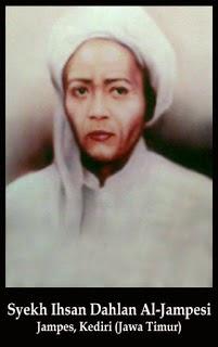 Syekh Ihsan Dahlan al-Jampesi Ulama Sufi Nusantara Yang Mendunia