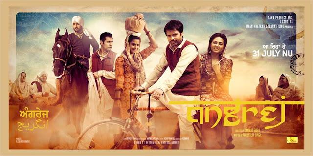Angrej 2015 Punjabi DVDRip Full Movie Download