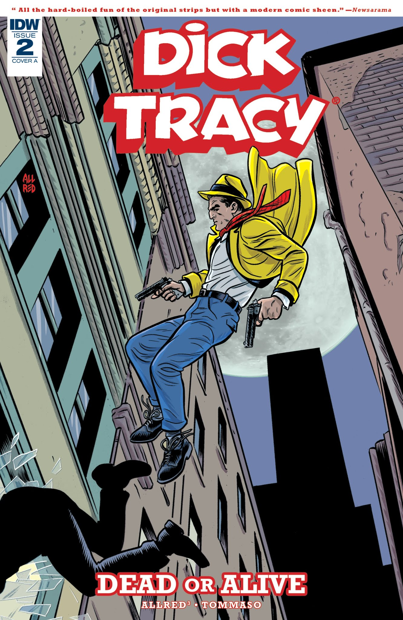 Dick Tracy: Dead Or Alive 2 Page 1