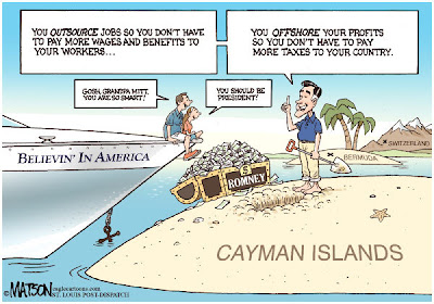 POST 13: OUTSOURCING/OFFSHORING: Two Cartoons