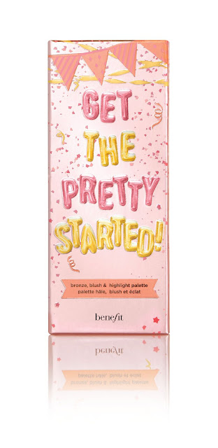 benefit get the party started palette