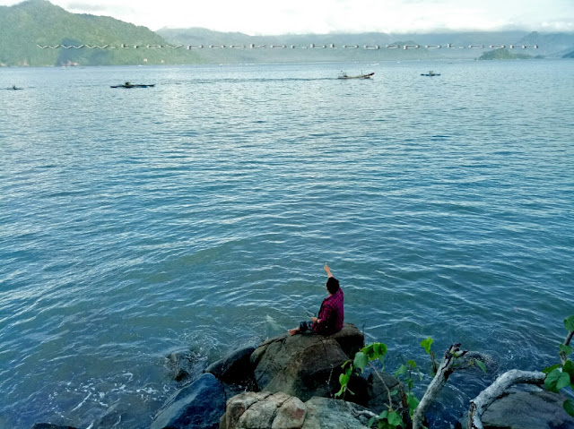 Enjoy my journey, my journey from trenggalek south coast of east java, indonesia