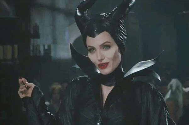 Angelina Jolie in a new trailer fantasy