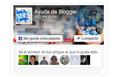 ¿Cómo insertar el Plugin página de mi Fanpage de Facebook en un widget?