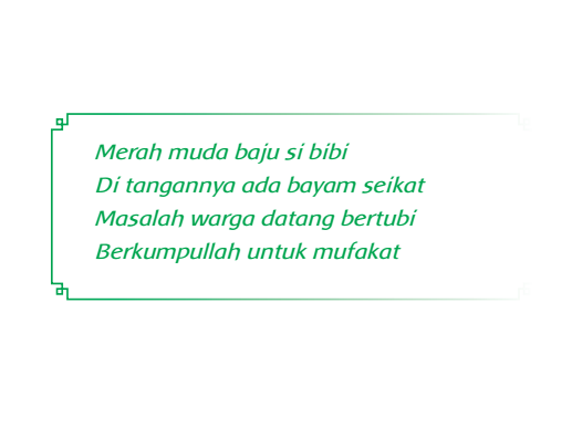 Makna Pantun Nasehat damaruta.com