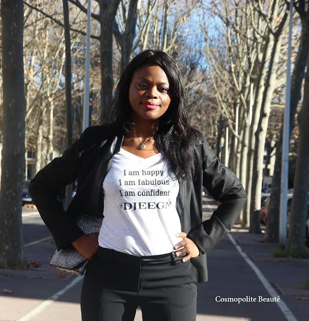 djeeg'n, designer, african designer, designer africain, mode africaine, afrique, motivation, confiance en soi, self confiance, femme, Patty Hair, Extensions capillaires, Patty Hair Extensions, hair extensions, smocking femme, costume femme, noir et blanc, black and white