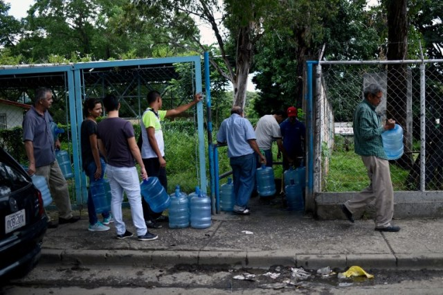 La ciudad espejo de las desdichas de Venezuela