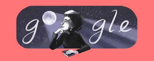 Google Doodles Rosario Castellanos' 91st birthday
