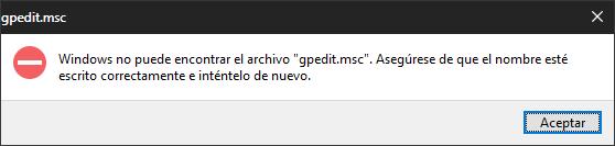 Gpedit.msc para Windows - El Blog de HiiARA