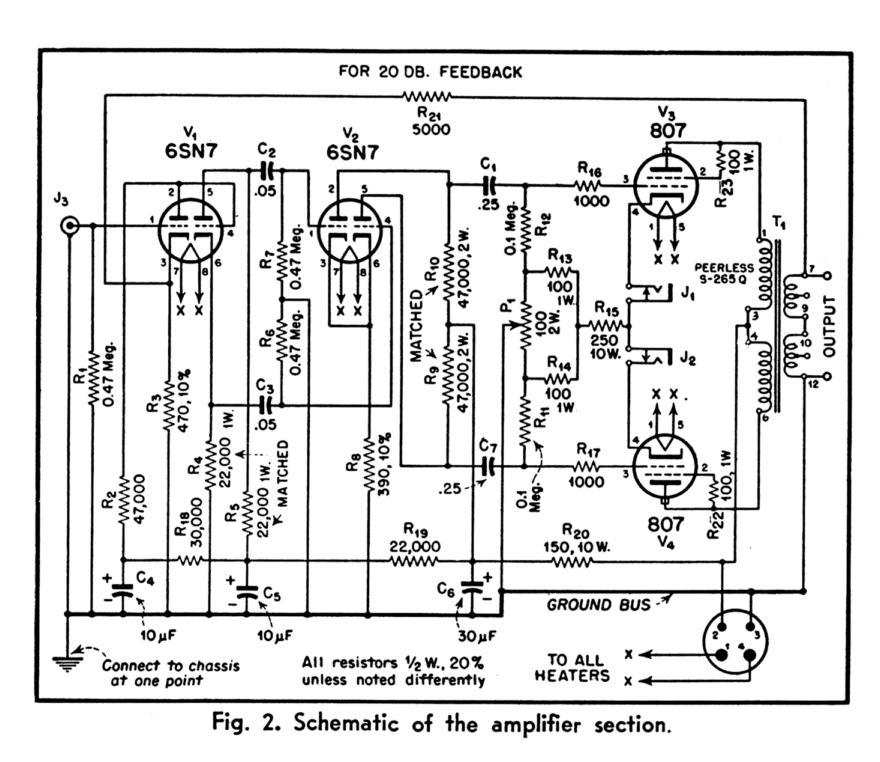 Vacuum tubes audio: 6SN7 GT,Cary SLP 05,SLP 98