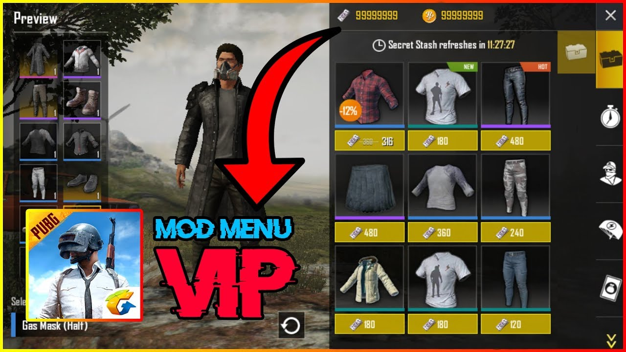 Pubg Mobile Mod Apk Hack Download | Pubg Free Uc Telegram