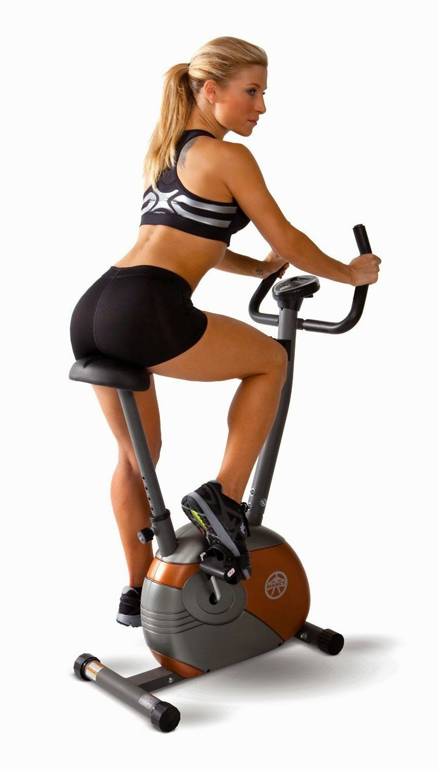Exercise bike zone marcy me708 upright magnetic exercise for Home designs by marcy