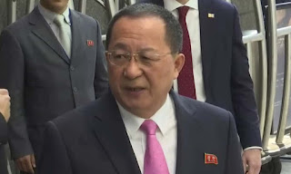North Korea's foreign minister says Trump has declared war on country theguardian.com Sep