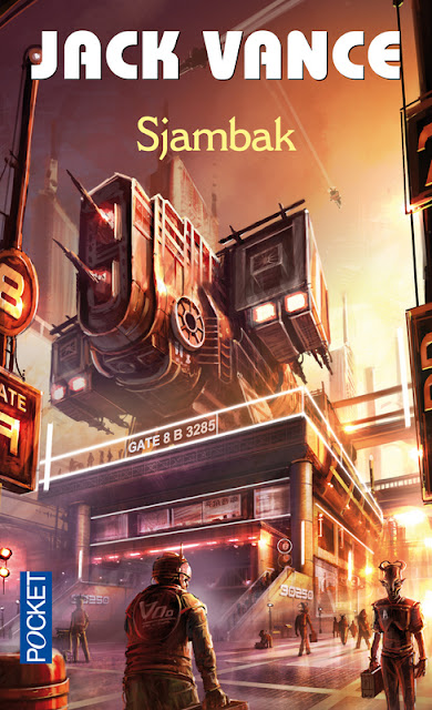 """Sjambak"" de Jack vance (Pocket éditions)"
