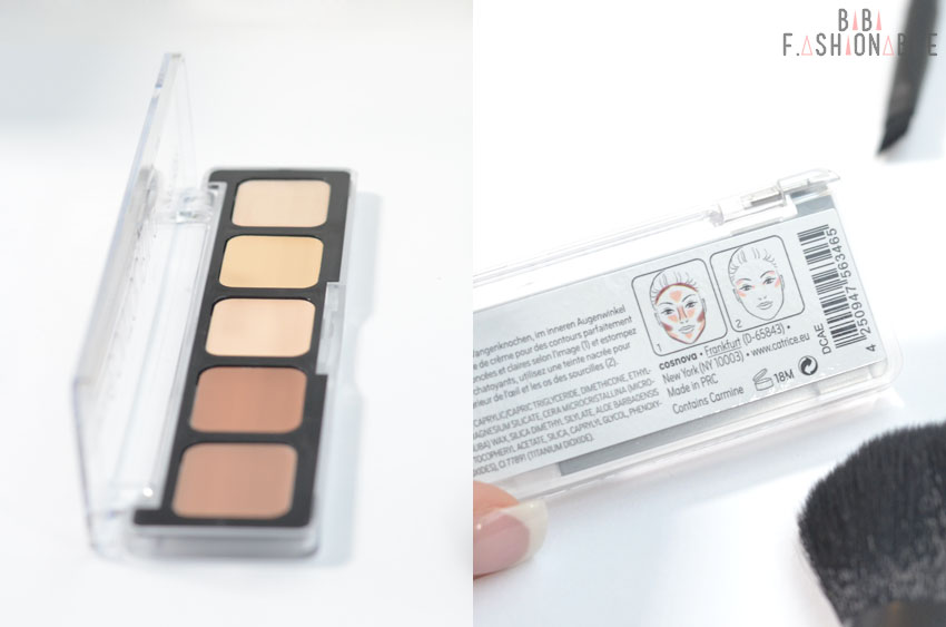 Catrice Allround Controuring Palette