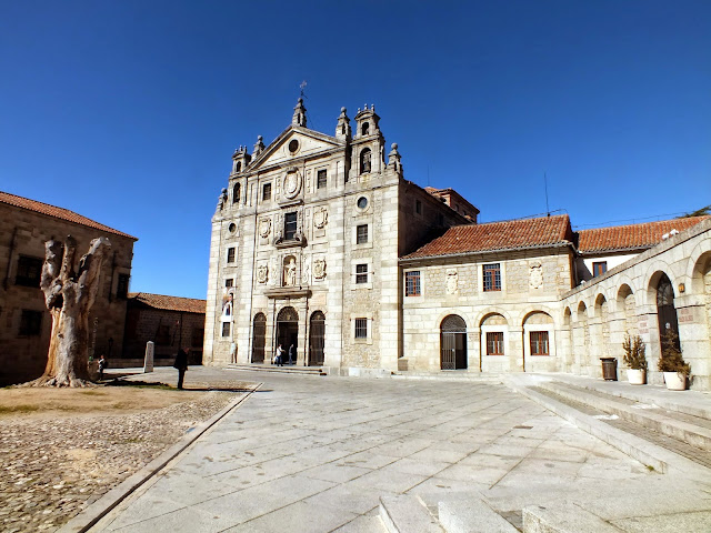 Convento de Santa Teresa en Ávila