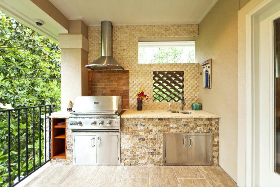 45 Inspirasi Top Desain Dapur Semi Terbuka - Rumahku Unik