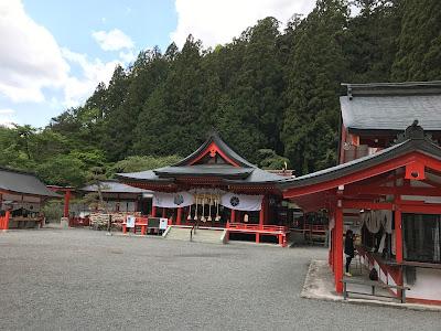 パワースポット 湯村温泉 金櫻神社