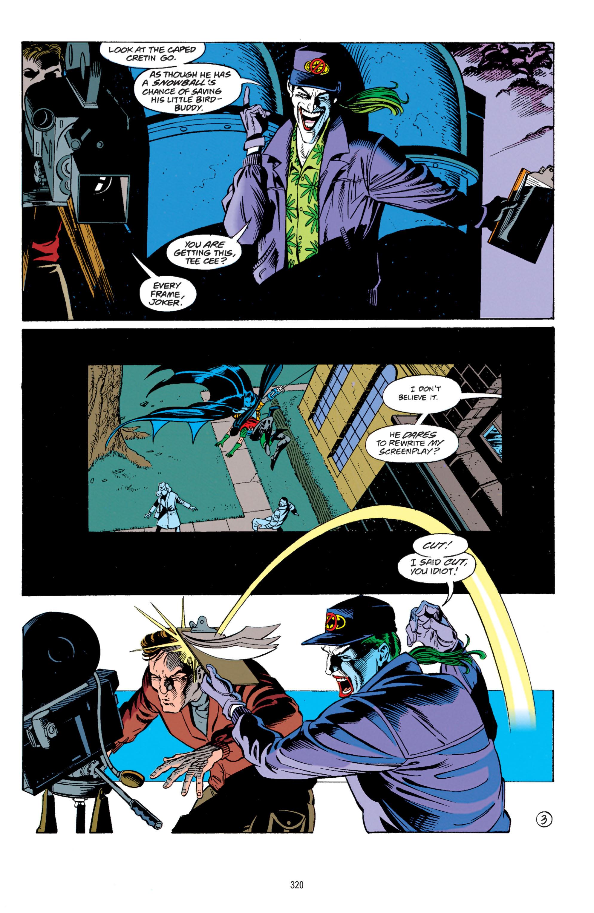 Detective Comics (1937) 672 Page 3