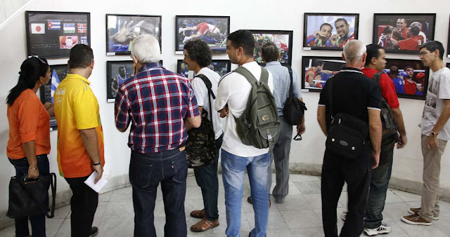 En exposición, fotos de la cobertura de los Juegos Olímpicos de Río 2016