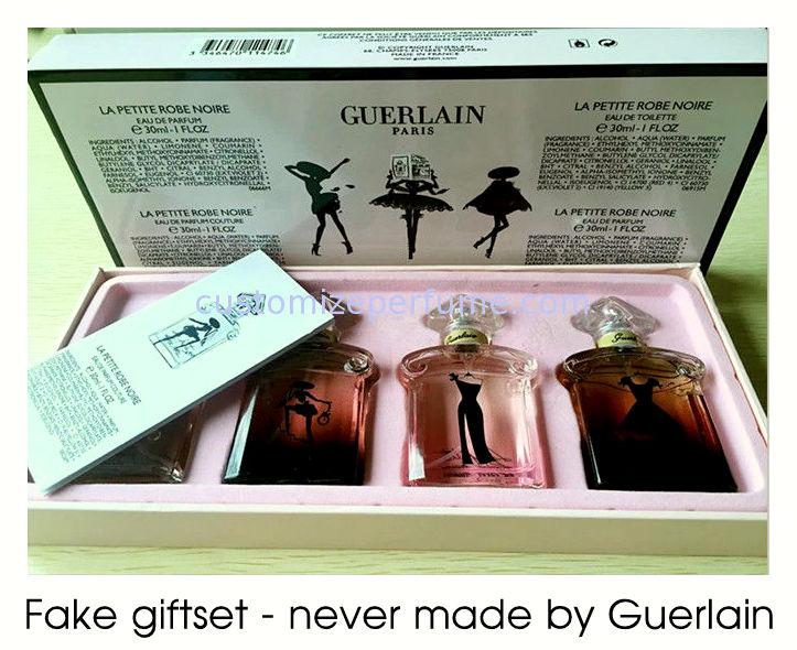 Guerlain la petite robe noire edp gift set