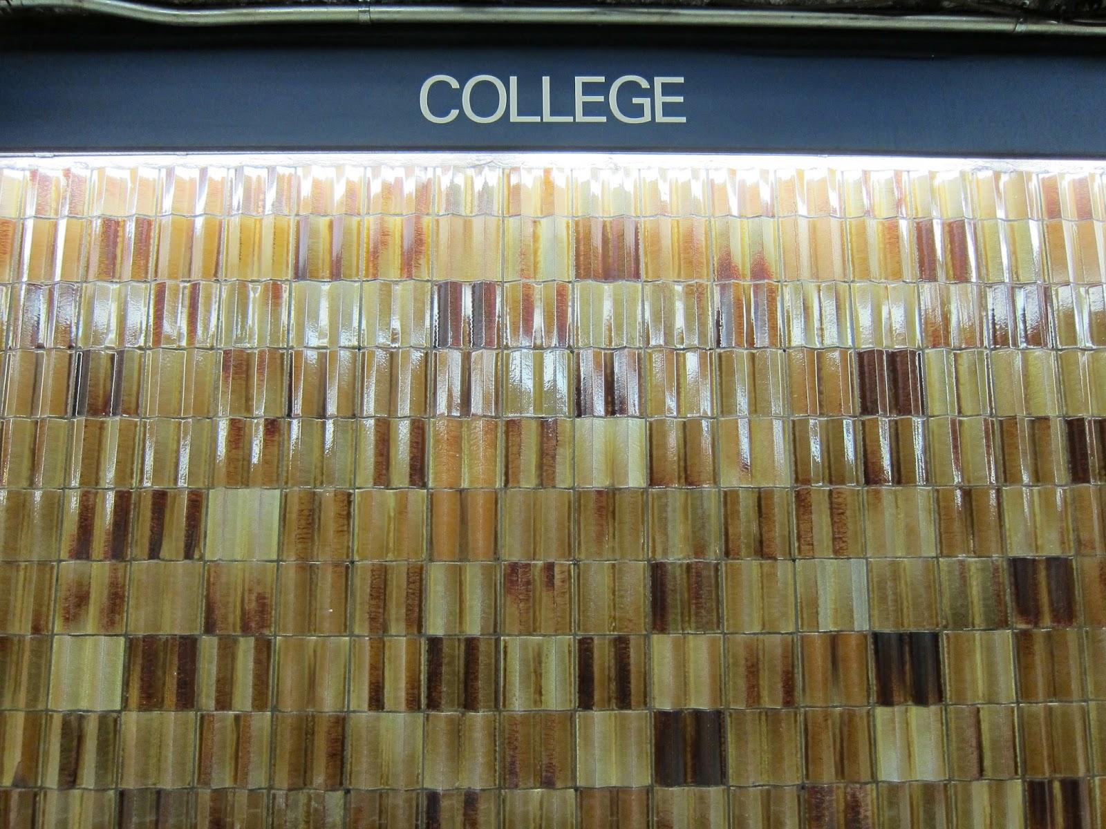 Tiling at College station