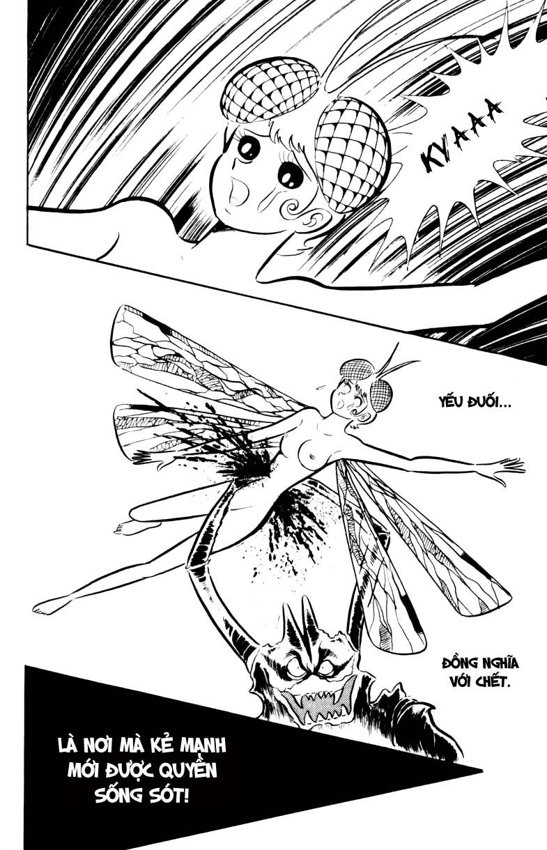 DevilMan chapter 2.1 trang 22