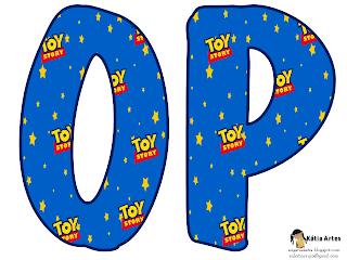 Alfabeto De Toy Story Oh My Alfabetos