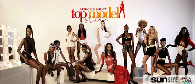 Africa's Next Top Model - Oluchi