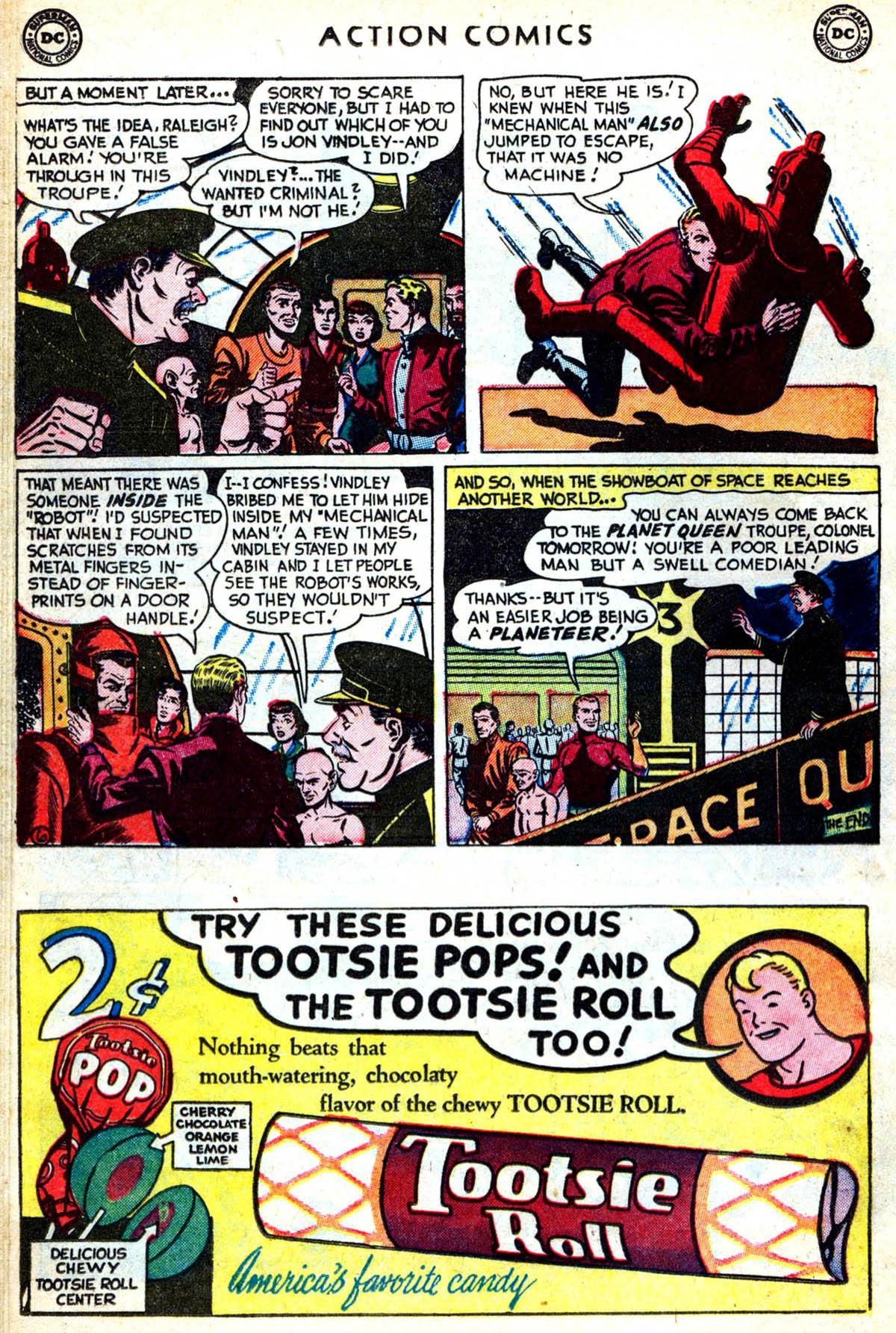 Action Comics (1938) 183 Page 29