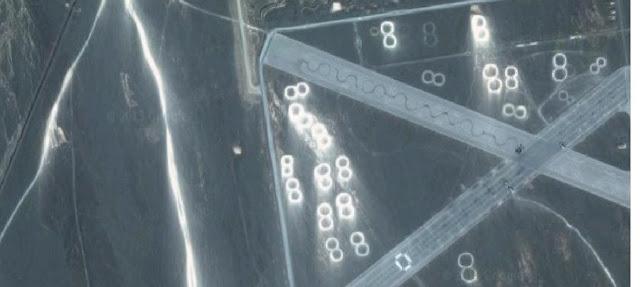 Etrange duplex dans une zone reculée en Chine (Photos satellites)  Chine%2B7