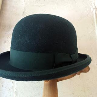 冬っぽい帽子