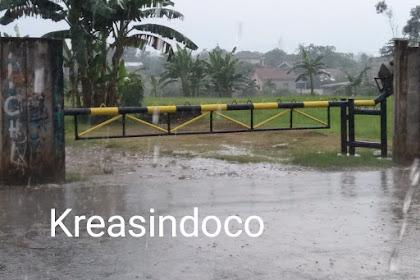 Portal Besi Pemasangan di Pamulang Tangerang Selatan