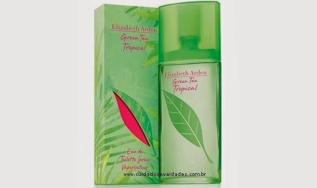 Green Tea Tropical Elizabety Arden