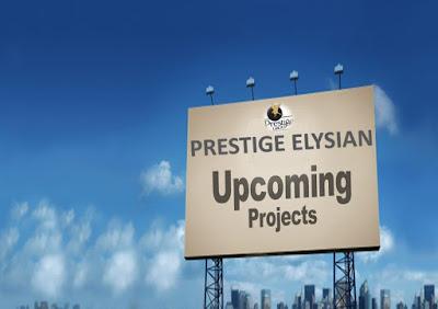 Prestige Elysian Master Plan