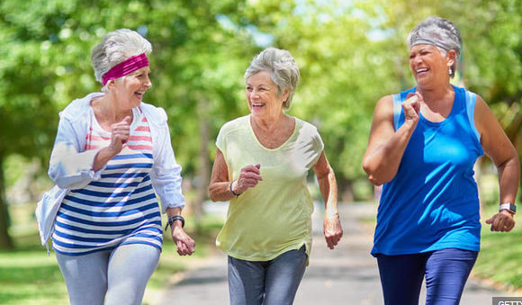 Exercise in your 50s: The ultimate guide to getting fit
