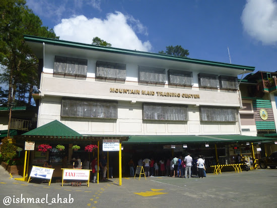 Mountain Maid Training Center in Good Shepherd Convent Baguio