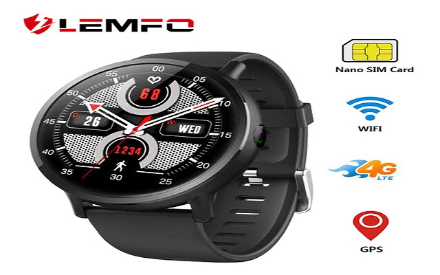 Top 5 Best LEMFO SmartWatches