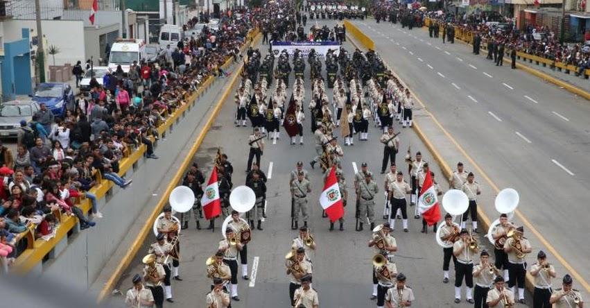 GRAN PARADA MILITAR  Jesús María no permitirá alquiler de espacios públicos en  desfile patrio en la Av. Brasil 47f4cad7cf7