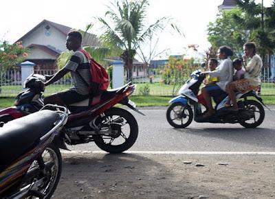 Nabire Butuh Angkutan Khusus Pelajar