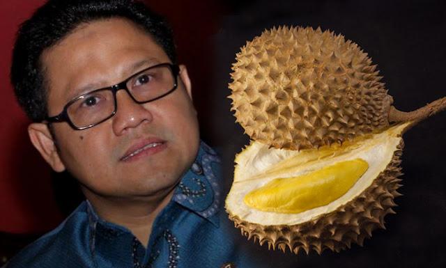 Terganjal Kasus 'Durian Kardus', Cak Imin Diminta Realistis